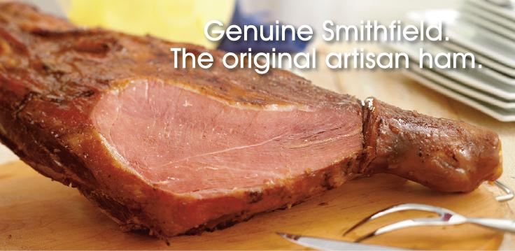Genuine Smithfield Ham