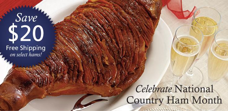 CharlesHenry Gray Party Ham