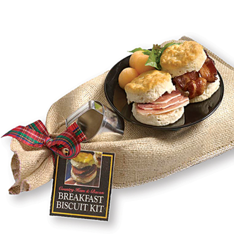 Ham, Bacon and Biscuits