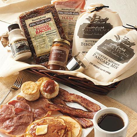 Virginia Country Breakfast