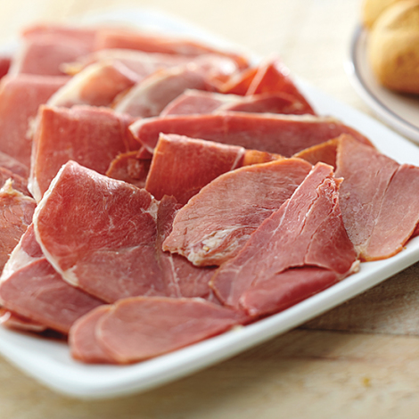 Genuine Smithfield Ham Slices