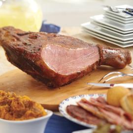 The Genuine Smithfield Ham
