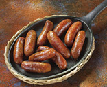 Smoked Country Sausage Links