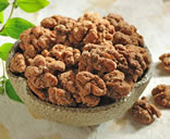 Apple Spiced Walnuts