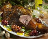 Jordan's Wine Glazed Virginia Ham