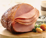 Honey Glazed Spiral Sliced Ham
