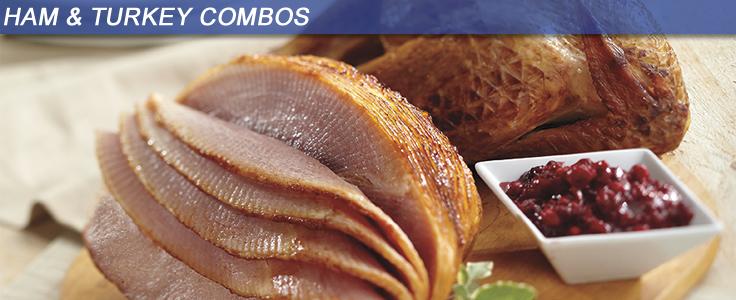 Ham & Turkey Combos