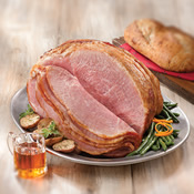 Brown Sugar Cured Spiral Ham with Sweet Glazes