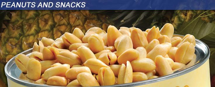 Peanuts & Snacks