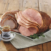 Smokehouse Ham and Turkey  Sampler