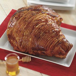 Honey Cured & Honey Glazed Whole Ham