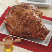Honey Cured & Honey Glazed Whole Ham