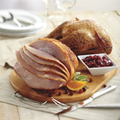 Spiral Ham & Whole Smoked Turkey Combos