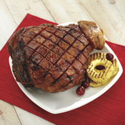 Olde World Cured Country Style Hams