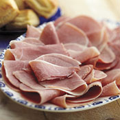 Fully Cooked Country Ham Slices