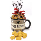 Canine Cookie Coffee Mugs